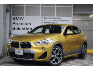 BMW X2 xDrive 18d MスポーツX認定中古車全国2年保証付