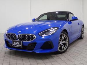 BMW Z4 sDrive20i Mスポーツ認定中古車全国2年保証付