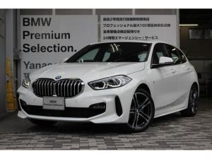 BMW 1シリーズ 118i Mスポーツ 純正18インチアロイホイール サンルーフ アクティブクルーズコントロール アルカンターラコンビネーションシート