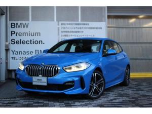 BMW 1シリーズ 118d Mスポーツ エディションジョイ+ 18インチ純正アルミホイール アクティブクルーズコントロール