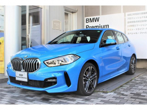 BMW 1シリーズ 118i Mスポーツ サンルーフ 18インチ純正アルミホイール アクティブクルーズコントロール ヘッドアップディスプレイ iドライブナビゲーション