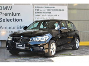 BMW 1シリーズ 118d スポーツ 認定 1年保証  バックカメラ  コンフォートP 赤ステッチスポーツシート