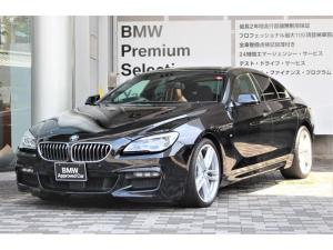 BMW 6シリーズ 640iグランクーペ Mスポーツ ハイラインパッケージ シナモンブラウンレザー ガラスサンルーフ LCIモデル