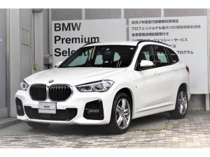 BMW X1 xDrive 18d Mスポーツ Mスポーツ 18AW アドバンスアクティブセーフティP ACC ディーゼル 4輪駆動