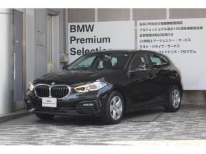 BMW 1シリーズ  認定中古車・全国2年保証・純正ナビゲーションシステム 10.25インチBMWライブコックピット・16AW
