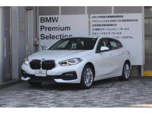 BMW 1シリーズ  認定中古車・全国2年保証・純正ナビゲーションシステム 10.25インチライブコックッピット・コンフォートP・ストレージP・17AW