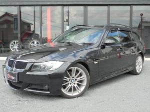 BMW 3シリーズ 320iツーリング MスポーツPKG HDDナビ 地デジ