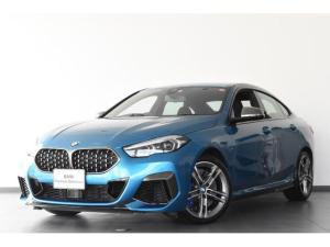 BMW 2シリーズ M235i xDriveグランクーペ 認定中古車 弊社元試乗車 衝突軽減ブレーキ ACC Bカメラ 前後障害物センサー 電動シート シートH コンフォートA 純ナビ 純18AW ミラー内蔵型ETC2.0 LED SOS 1オーナー 禁煙車
