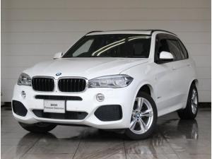BMW X5 xDrive 35d Mスポーツ 法人1オーナー サンルーフ