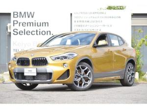 BMW X2 xDrive 18d MスポーツX デモカ LED ACC