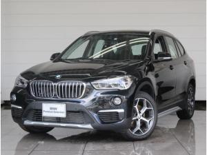 BMW X1 xDrive 18d xライン デモカー ACC HUD