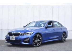 BMW 3シリーズ 320i Mスポーツ デモカー使用車 デビューPKG コンフォートPKG 黒レザーシート 19インチAW LEDエッドライト ジェスチャーコントロール ワイヤレス携帯チャージ