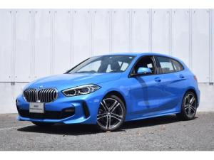 BMW 1シリーズ 118i Mスポーツ 試乗車デモカー コンフォートPKG ナビPKG LEDライト 運転席電動シート ACC ETC2.0