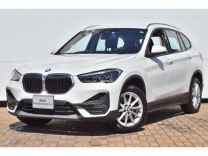 BMW X1 xDrive 18d 1オーナー LEDライト 衝突軽減 Bカメラ 純正HDDナビ Bluetoothオーディオ コンフォートA