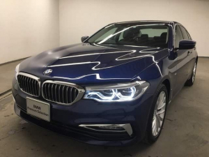 BMW 5シリーズ 523d ラグジュアリー 正規認定中古車 メーカー保証2年付 全国納車可能 アクティブクルーズコントロール レーンキープアシスト