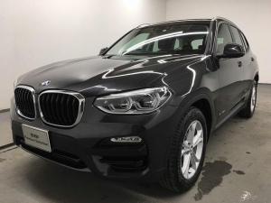 BMW X3 xDrive 20d 正規認定中古車 メーカー保証2年付 全国納車可能 アクティブクルーズコントロール レーンキープアシスト
