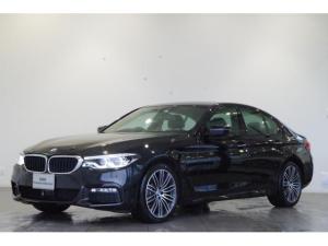 BMW 5シリーズ 523i Mスポーツ 正規認定中古車 メーカー保証2年付 全国納車可能 アクティブクルーズコントロール レーンキープアシスト