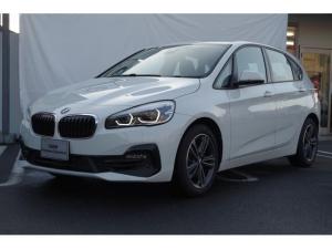 BMW 2シリーズ 218iアクティブツアラー スポーツ 弊社デモカー