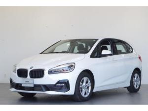 BMW 2シリーズ 218dアクティブツアラー 認定中古車 バックカメラ HDDナビ 衝突被害軽減機能 イモビライザー スマートキー 評価書付き アイドリングストップ