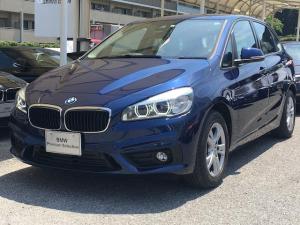 BMW 2シリーズ 218dアクティブツアラー パーキングサポートパッケージ