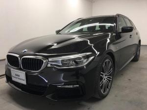 BMW 5シリーズ 523dツーリング Mスポーツ イノベーションパッケージ 19インチアロイホイール サンルーフ