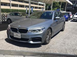 BMW 5シリーズ 523dツーリング Mスポーツ 19インチアロイホイール