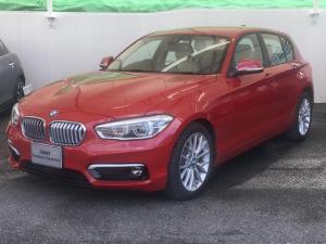 BMW 1シリーズ 118d ファッショニスタ ACC オイスターレザー
