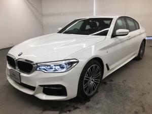 BMW 5シリーズ 523i Mスポーツ イノベーションPKG 正規認定中古車 メーカー保証2年付 全国納車可能