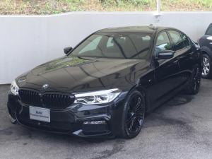 BMW 5シリーズ 523d エディション ミッション:インポッシブル 正規認定中古車 2年保証 弊社デモカー harman/kardonサラウンドサウンドシステム ブラックキドニーグリル 19インチブラックアロイホイール HDDナビ トップビューカメラ LEDライト