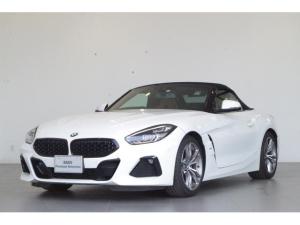 BMW Z4 sDrive20i Mスポーツ 茶本革 前車追従クルコン パーキングアシスト フルセグTV ETC Harman/kardonサウンドスピーカー LEDヘッドライト 純正HDDナビ シートヒーター