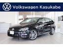フォルクスワーゲン/VW ゴルフヴァリアント Rラインブルーモーションテクノロジー 衝突軽減 認定中古車