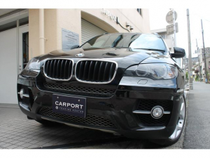 BMW X6 xDrive 35i 黒革 スマートキー 20AW 地デジ