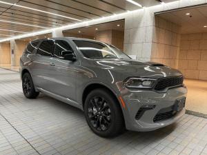 ダッジ・デュランゴ RT 2021年新車 デストロイヤーグレー ブラックトップ テクノロジーグループ ナパレザー ハーマンカードンオーディオ サンルーフ SRTインテリア リアエンターテイメントセンター