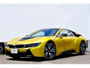 iBMW BMW i8 プロトニック フローズン イエロー 全国4台限定車 20AW