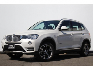 iBMW BMW X3 xDrive 20d Xライン 後期型 黒革 純正18AW