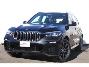 BMW X5 xDrive 35d 4WD 黒革 純正20AW HUD