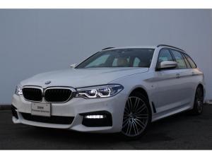 BMW 5シリーズ 523dツーリング Mスポーツ 弊社販売ワンオーナー車両