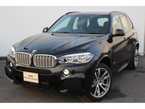 BMW X5 xDrive 50i Mスポーツ元弊社社用車サードシート7人