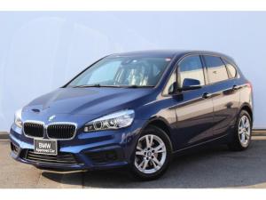 BMW 2シリーズ 218iアクティブツアラー弊社販売ワンオーナーパーキングS