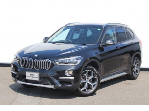 BMW X1 xDrive 18d xラインコンフォートPKG HUD