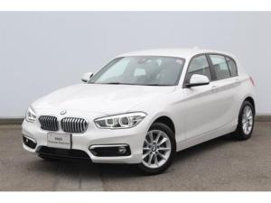 BMW 1シリーズ 118d スタイル弊社下取危険回避被害軽減ブレーキACC