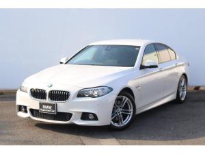 BMW 5シリーズ 523d Mスポーツ 弊社下取車両・被害軽減ブレーキ・車線逸脱警告・ACC・前後PDC・リヤカメラ・コンフォートアクセス・純正ETCミラー・フロント電動シート・純正18AW