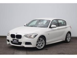 BMW 1シリーズ 116i Mスポーツ ワンオーナー・I-driveナビゲーション・社外ETC・純正17AW