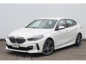 BMW 1シリーズ 118i Mスポーツ ワンオーナー・7速DCT・コンフォートアクセス・電動シート・被害軽減ブレーキ・ACC・前後PDC・リヤカメラ・LEDヘッドライト社外ドラレコ・純正18AW