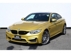 BMW M4 M4クーペ コンペティション