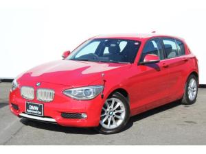 BMW 1シリーズ 116i スタイル キセノンライト・リヤカメラ・リヤPDC・I-Driveナビゲーション・ETC・純正16AW