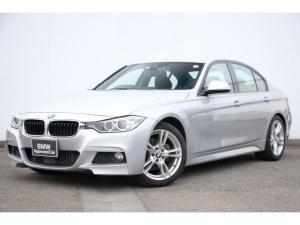 BMW 3シリーズ 320d Mスポーツ コンフォートアクセス・リヤカメラ・リヤPDC・キセノン・Dアシスト・ACC・純正18AW