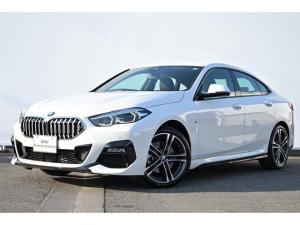BMW 2シリーズ 218dグランクーペ Mスポーツエディションジョイ+ ワンオーナー・I-driveナビ・リヤカメラ・前後PDC・コンフォートA・被害軽減ブレーキ・車線逸脱警告・ACC・運転席パワーシート・純正18AW