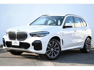 BMW X5 xDrive 35d Mスポーツ ブラックレザー・前後シートヒーター・Mスポーツブレーキ・アダプティブMサスペンション・アダプテイブLEDライトDアシストプロ・HUD・HIFIスピーカー・ジェスチャーコントロール・純正20AW