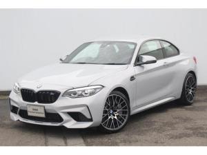 BMW M2 コンペティション コンペティション M DCTドライブロジック ブラックレザーharmankardon純正19AW